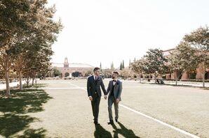 Same-Sex Couple in San Diego, California