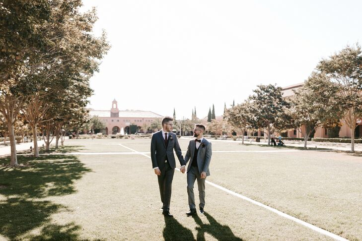 Same-Sex Couple in San Diego, California