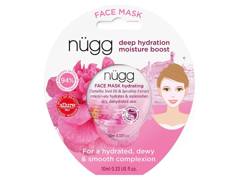 Nügg hydrating face mask affordable bridesmaid gifts