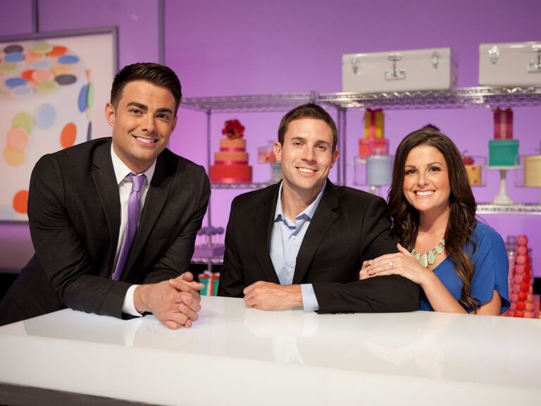 Food Network's Cake Wars