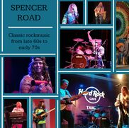 Tampa, FL Classic Rock Band | Spencer Road Band
