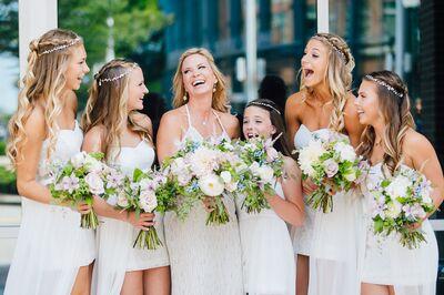 Emily Weddings + Events Team
