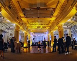 Wedding venues in new orleans la the knot federal ballroom new orleans junglespirit Gallery