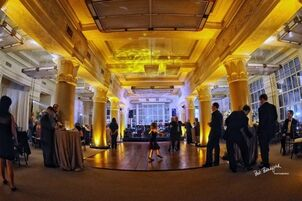 Wedding reception venues in new orleans la the knot federal ballroom new orleans junglespirit Choice Image