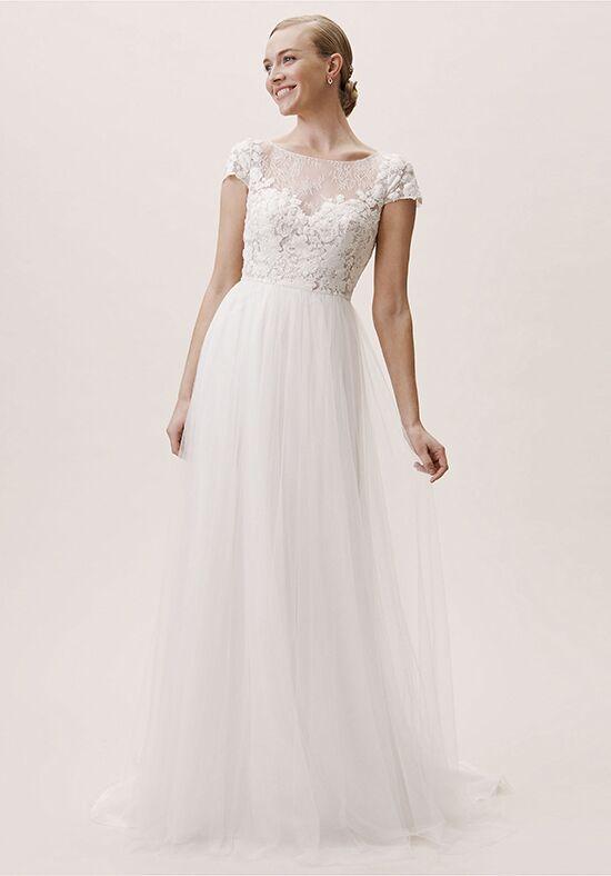 38d9e5aca4137 Short Wedding Dresses   The Knot