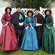 Boynton Beach, FL Christmas Carolers | Victorian Voices of South Florida