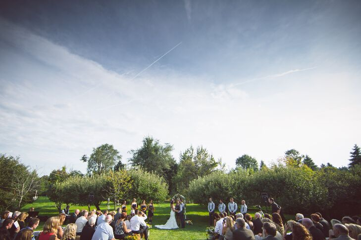 Outdoor Wedding at Mount Bruce Station