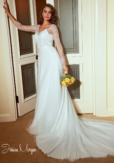Jessica Morgan PLEASURE, J1982 A-Line Wedding Dress