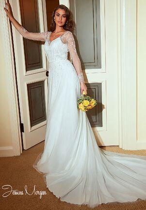 Jessica Morgan PLEASURE, J1982 A-Line Wedding Dress