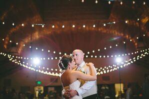 First Dance at Kansas City Reception