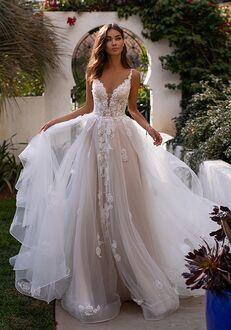 Moonlight Couture H1394 Ball Gown Wedding Dress
