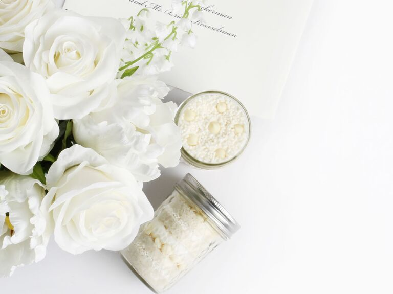 Jars By Dani wedding favor idea