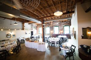 SqWires Wedding Reception