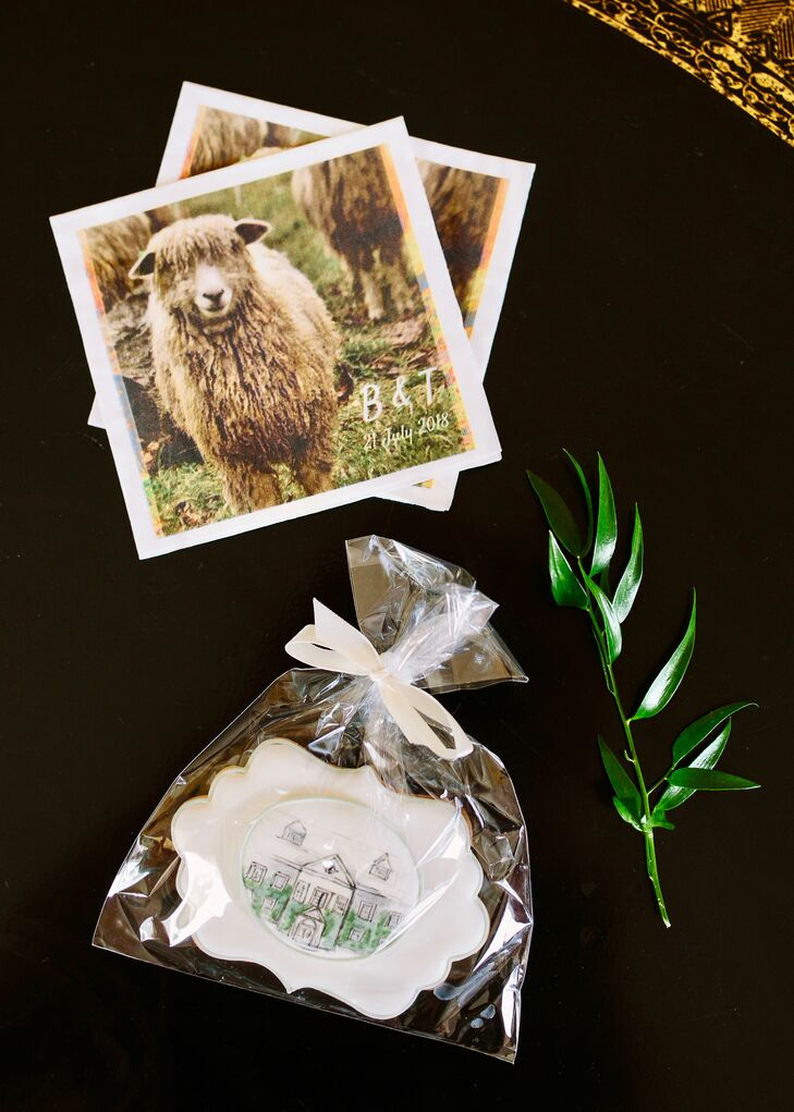 England-Inspired Welcome Gifts
