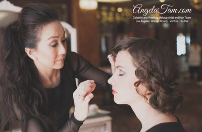 Angela Tam Team | Wedding.Celebrity MUAH