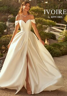 IVOIRE by KITTY CHEN NARA, V2015 Ball Gown Wedding Dress