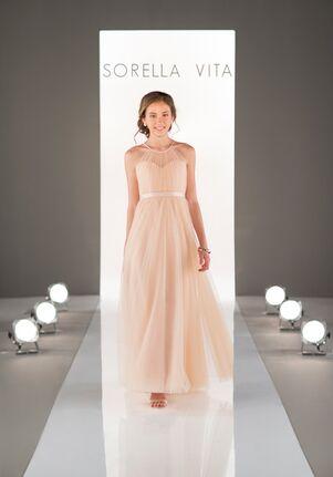 bcc0fe01847 Sorella Vita J4007 Illusion Bridesmaid Dress