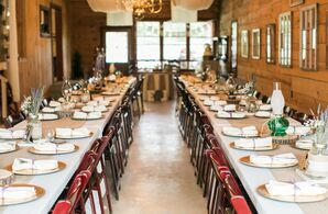 Family-Style Dining Tables Vintage Decor