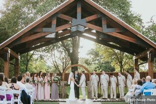 Wedding venues in dallas tx the knot the springs in weatherford westwood hall junglespirit Gallery