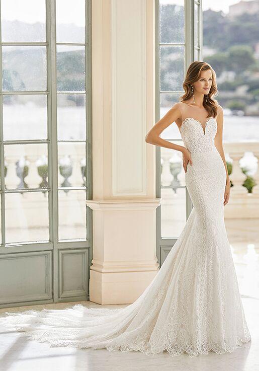 Aire Barcelona IKARI Mermaid Wedding Dress
