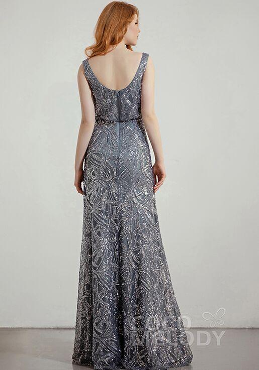 CocoMelody Bridesmaid Dresses RB0335 V-Neck Bridesmaid Dress