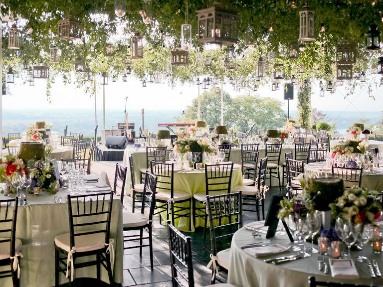 Marcy Blum Wedding