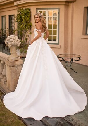 Moonlight Collection J6799 Ball Gown Wedding Dress
