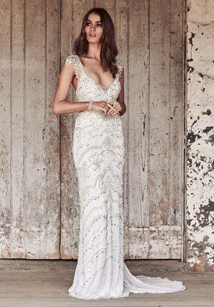 Anna Campbell Raine Dress A-Line Wedding Dress