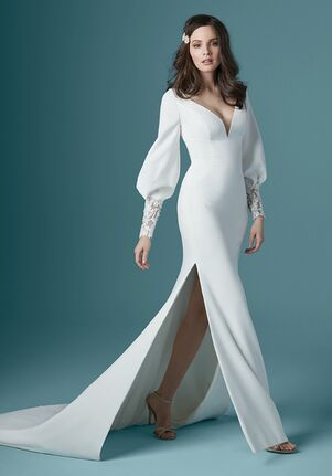 Maggie Sottero ABERDEEN Sheath Wedding Dress