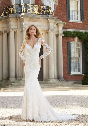 Morilee by Madeline Gardner Pearlina Mermaid Wedding Dress