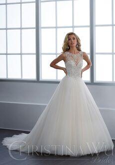 Christina Wu 15664 A-Line Wedding Dress