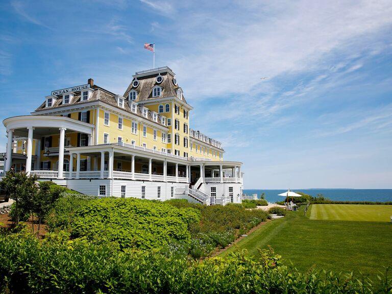Ocean House hotel in Watch Hill, RI