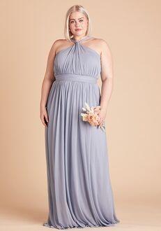 Birdy Grey BC3007DB Halter Bridesmaid Dress