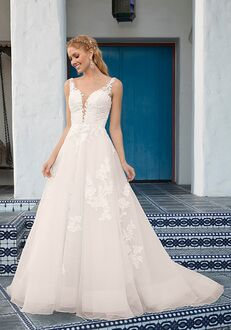 Beloved by Casablanca Bridal BL298 Remy A-Line Wedding Dress