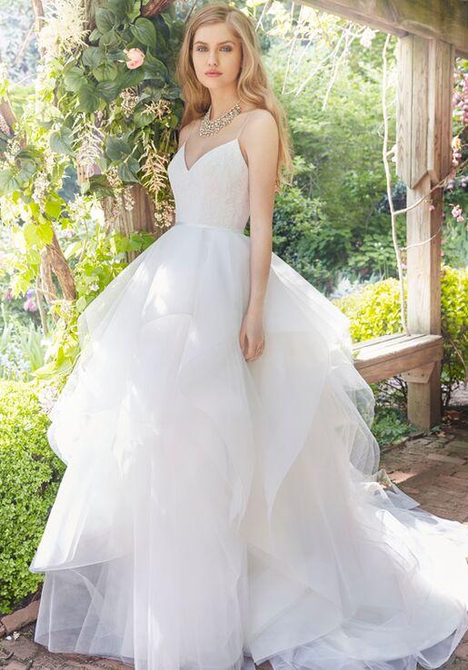 Alvina Valenta 9659 Ball Gown Wedding Dress
