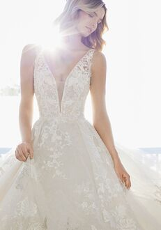 Aire Barcelona ESTEFAN Ball Gown Wedding Dress