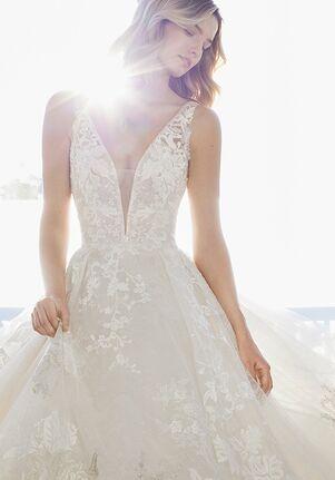Aire Barcelona ESTEFAN Ball Gown Wedding Dress
