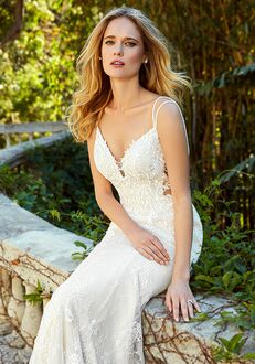 Moonlight Couture H1351 Mermaid Wedding Dress