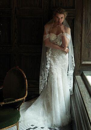 Justin Alexander Signature Parker Mermaid Wedding Dress