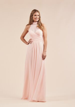 B2 Bridesmaids by Jasmine B213051 Halter Bridesmaid Dress