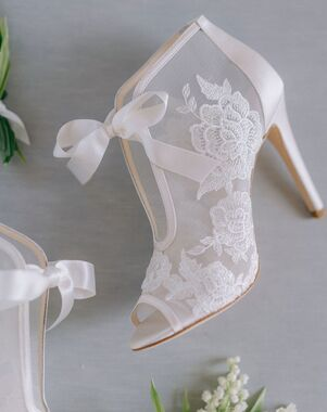 Bella Belle NIKKI IVORY Ivory Shoe