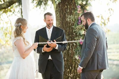 The Atheist Officiant