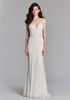 Jim Hjelm 8705 Sheath Wedding Dress