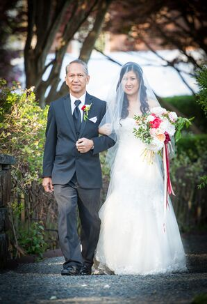 Bride and Father's Traditional Processional