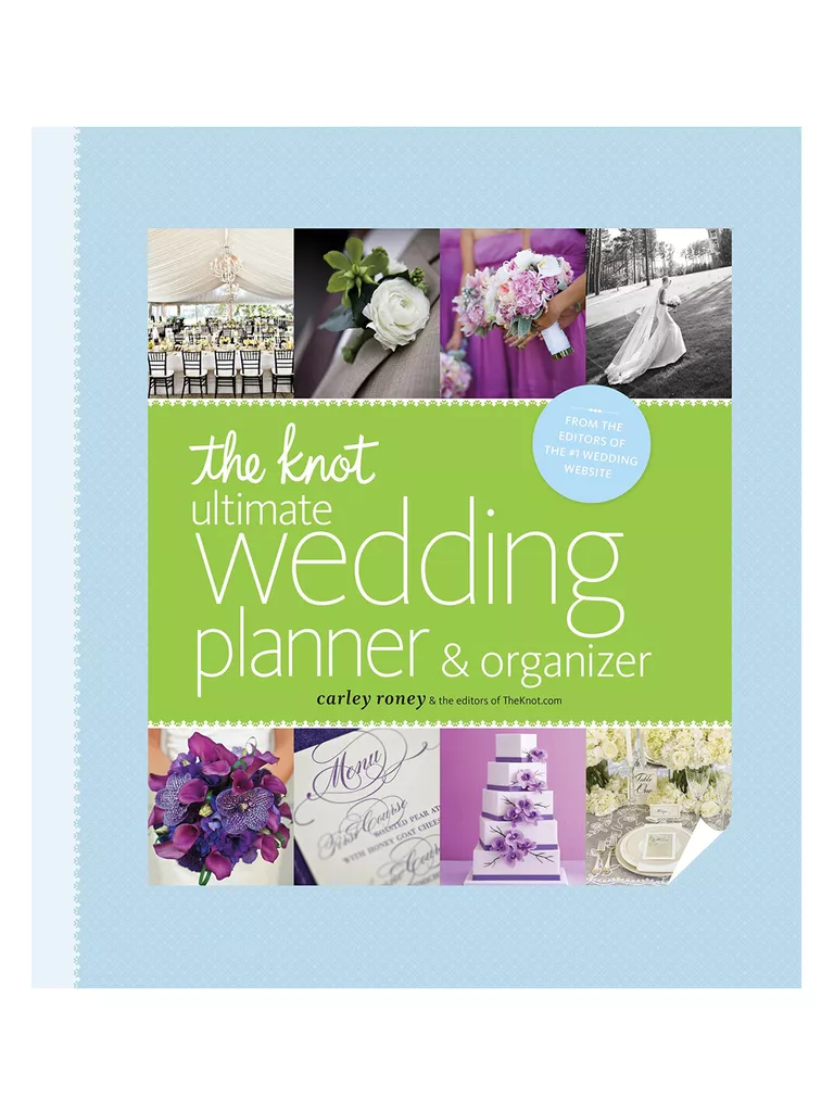 the knot wedding planner and organizer