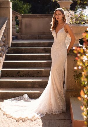 Val Stefani ELENA Mermaid Wedding Dress
