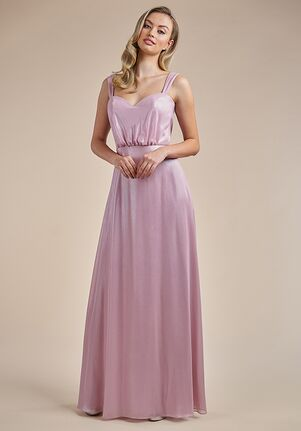 Belsoie Bridesmaids by Jasmine L224054 Sweetheart Bridesmaid Dress