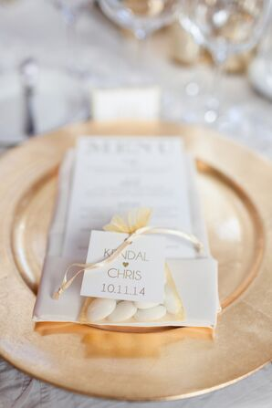 Jordan Almond Wedding Favors
