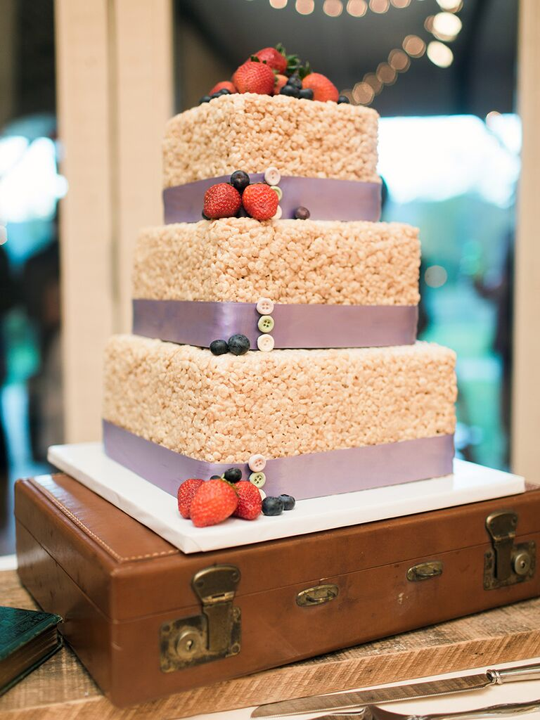 nostalgic food ideas for your wedding