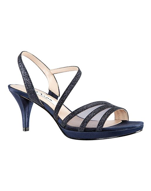 Nina Bridal Nazima_dark navy Shoe